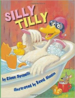 Book Talk Tuesday:  Silly Tilly