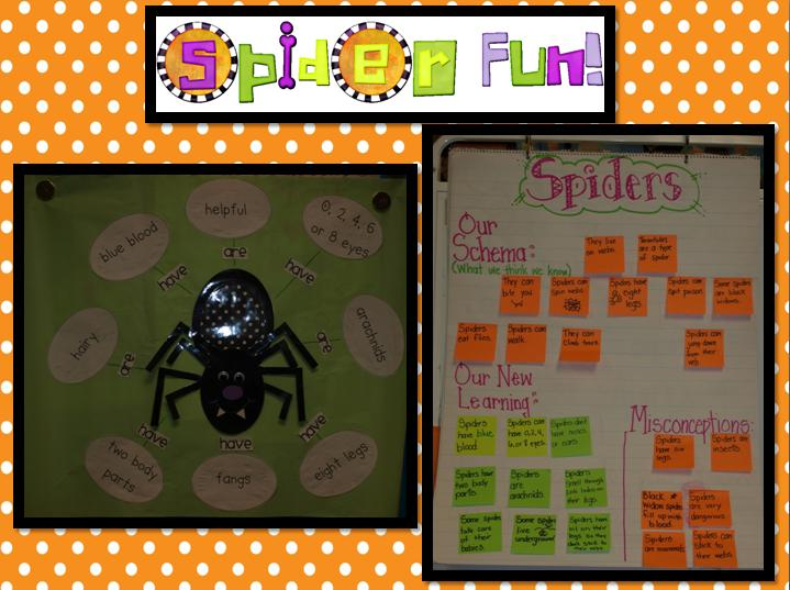 Spider Fun! Throwback post with FREEBIES!