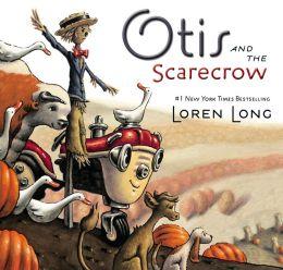 Book Talk Tuesday: Otis and the Scarecrow