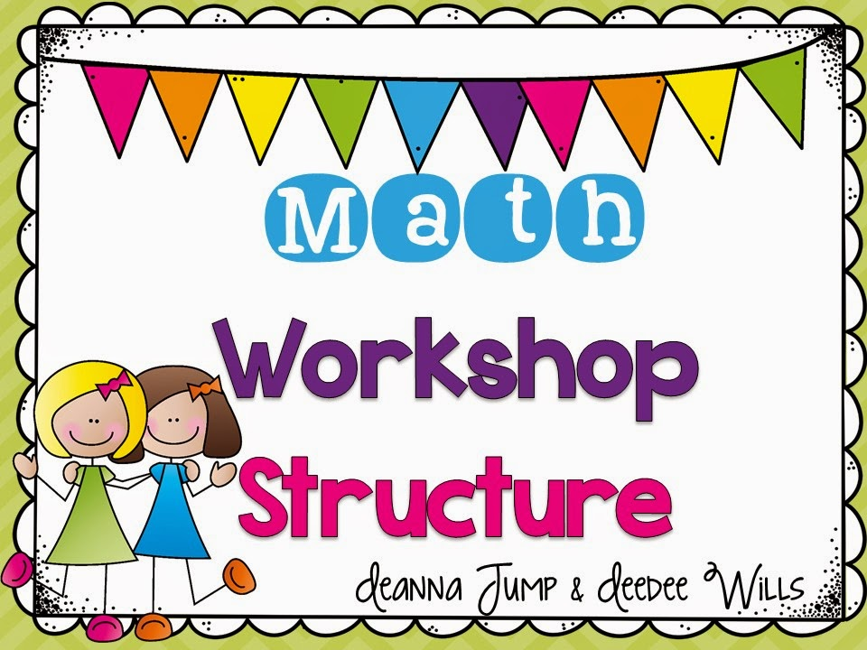 Math Workshop for Kindergarten and First grade students.