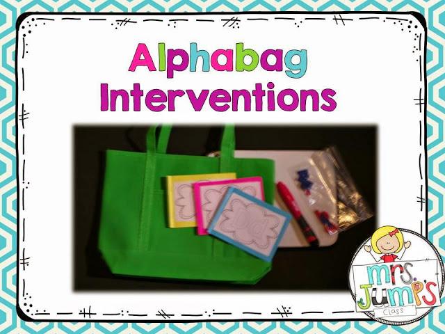 Alphapalooza Session handouts