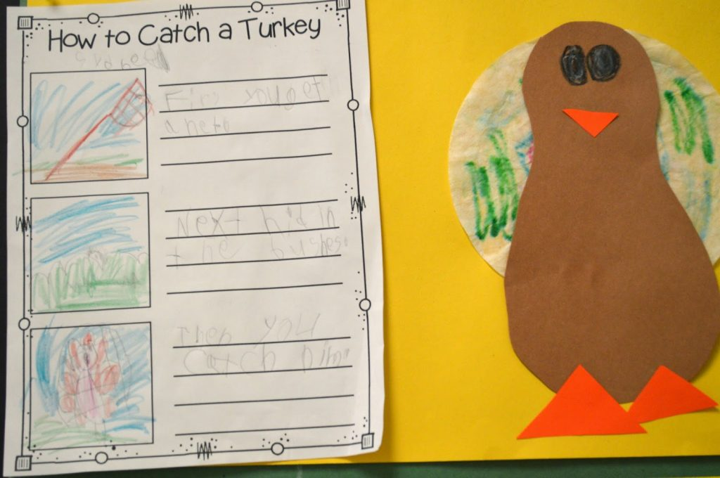 How to Catch a Turkey! Procedural Writing