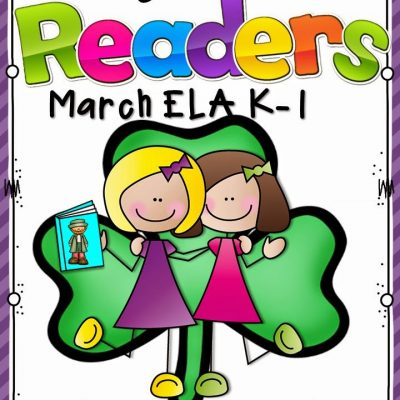 March Guiding Readers Posted and ON SALE!
