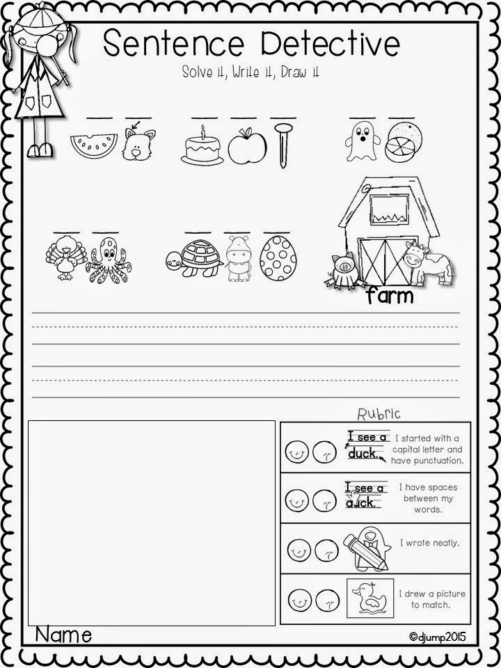 C Db C D B De Eab B Literacy Stations Literacy Centers further D Ce F B Ecb Fdb D E further Build A Sentence Using Sight Words further Original together with When Spring  es Circle Time Lesson For Preschool. on sentence detectives no prep reading and