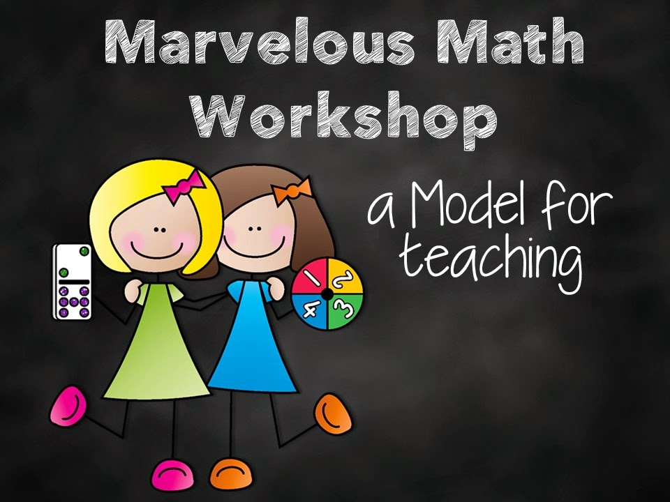 Math Workshop Model with FREEBIES - Mrs. Jump\'s Class