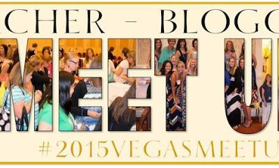 It's almost time!!! Teacher-Blogger Meetup in Vegas!