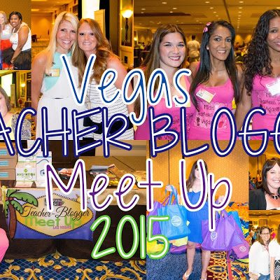 Vegas Teacher Blogger Meetup 2015!!