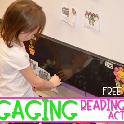 Engaging Reading Activities (With a FREE File)