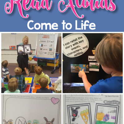 Making Read Alouds Come to Life: Creepy Carrots
