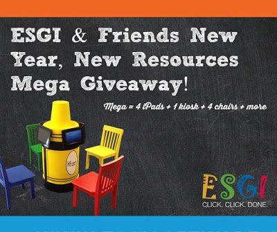 ESGI Mega Giveaway!