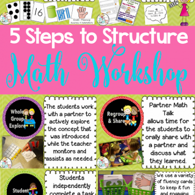 Guiding Math: A Workshop Model for Teaching