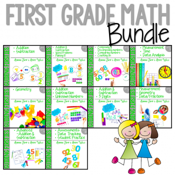 First Grade math Curriculum