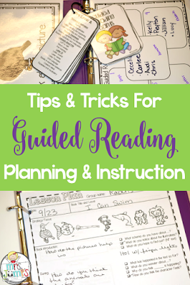 Guiding Reading Planning & Instruction