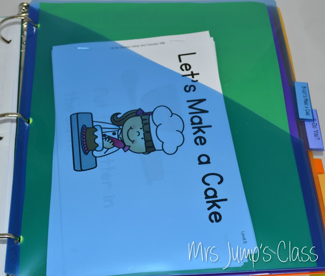 Guided Reading Organization helps you stay on track for your small group lessons.  These kindergarten leveled texts will help you guide your students in their reading.  There is a free lesson for you too!