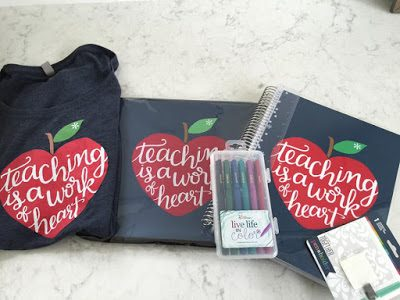 Erin Condren Teacher Planner LOVE!!!