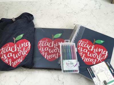 Erin Condren Teacher Planner LOVE!!!