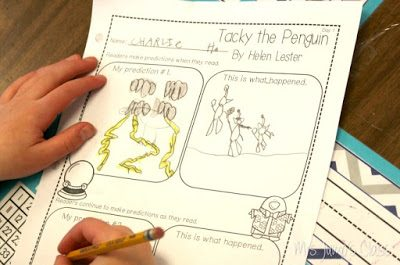 Tacky the Penguin Lesson Plans (plus a free download)
