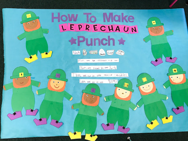 St. Patrick's Day How to Make Leprechaun Punch