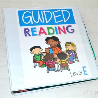 Be a Guided Reading Expert! (FREE Download too!)
