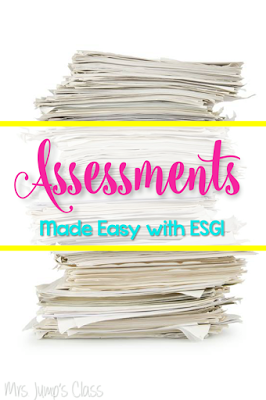 Assessments Made EASY and a BIG FREEBIE