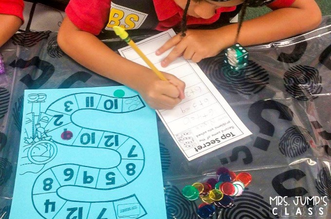 This is great for September kindergarten and first-grade engagement during back to school. Great activities, Also includes literacy and math centers.