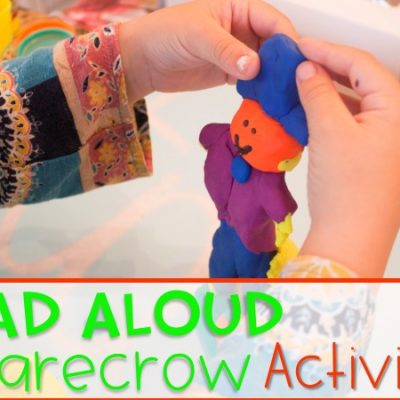 Scarecrow Read Aloud Lesson Plans and More!