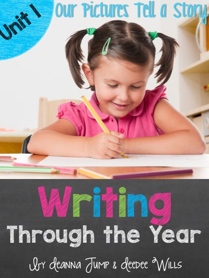 Kindergarten and first grade writers workshop