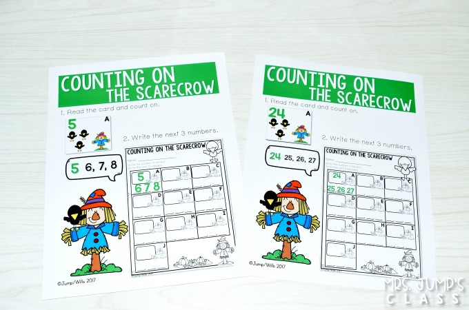 Scarecrow themed lesson plans! Scarecrow by Cynthia Rylant is a great book for fall. Read aloud and comprehension lessons, crafts, STEM, and center activities that your kindergarten and first-grade students.