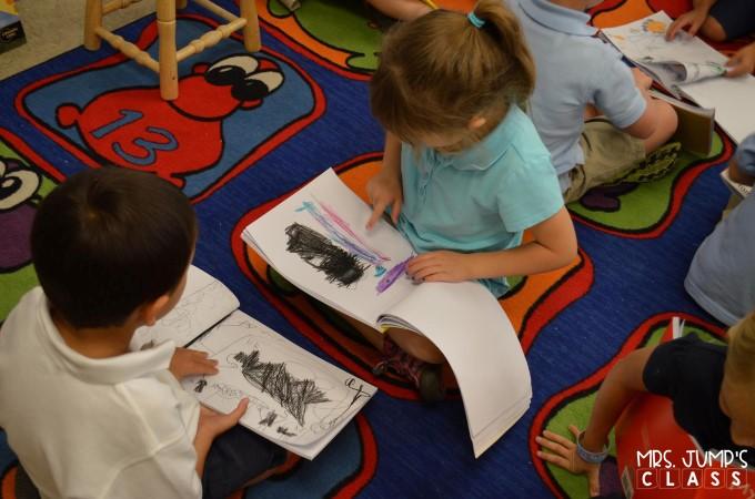 Writer's Workshop Kindergarten First Grade
