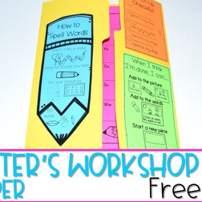 Writers Workshop Helper (Free File)