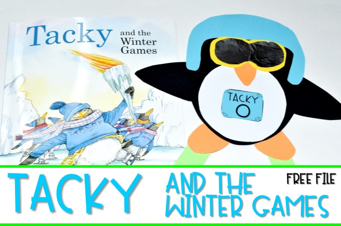 Tacky and the Winter Games Lesson Plans (Free File)