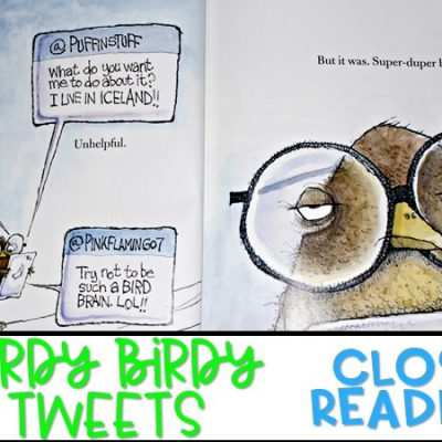 Nerdy Birdy Tweets Close Reading