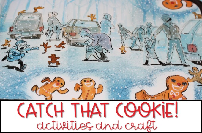 Second Grade Reading Lessons for Catch That Cookie! This fun gingerbread version of the book provides an excellent and engaging close read and writing response activity for your 2nd grade classroom. Fun craft too!