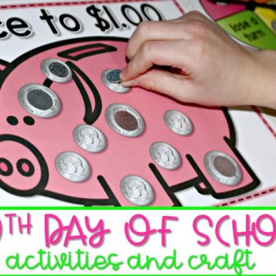 WOOT! It's the 100th Day of School!