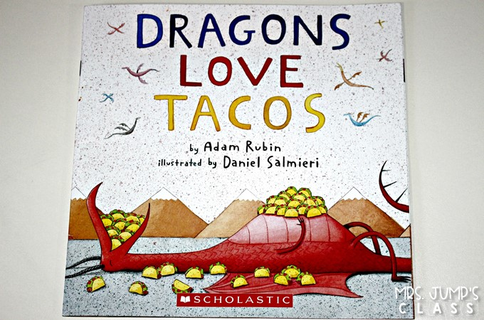 Dragons Love Tacos Reading Lesson Ideas for 2nd grade. Reading comprehension strategies and responding to literature with these fun activities and ideas.