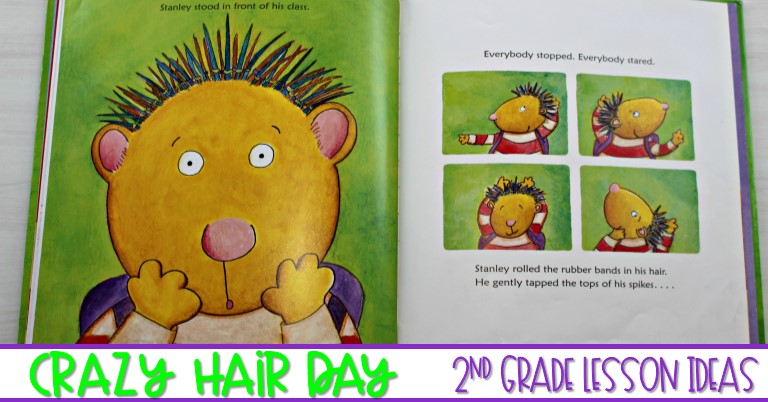 Crazy Hair Day Lesson Plan Ideas Mrs Jump S Class