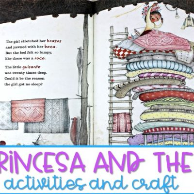 La Princesa and the Pea | Reading Lesson Plans