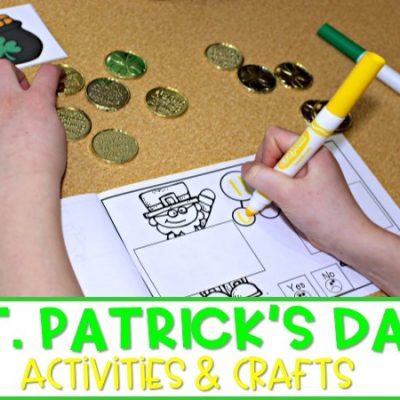 St. Patrick's Day Activities & Crafts