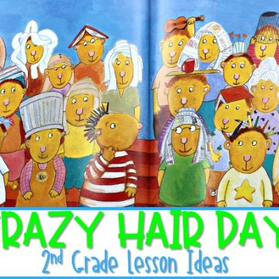Crazy Hair Day Reading Lesson Ideas