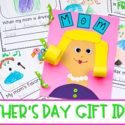 Easy Mother's Day Book Gift with a FREE file