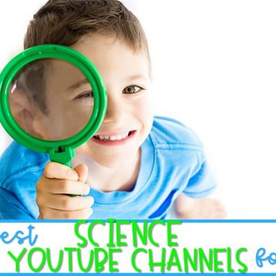 The Best Science YouTube Channels for Kids!
