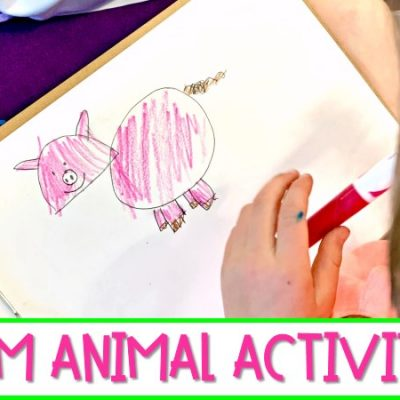 Fun on the Farm: Learning About Farm Animals