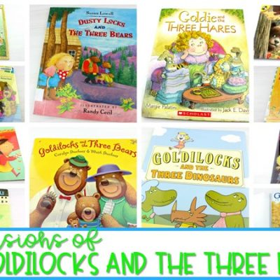 23 Versions of Goldilocks and the Three Bears Stories