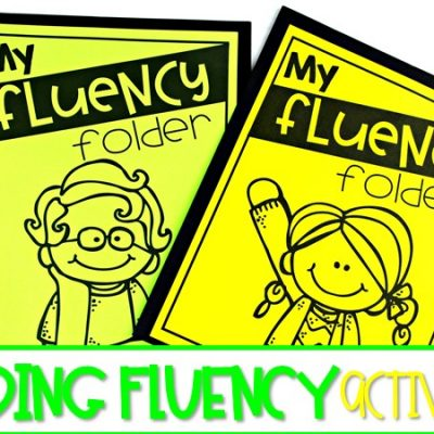 Engaging Reading Fluency Activities for 1st and 2nd Grade