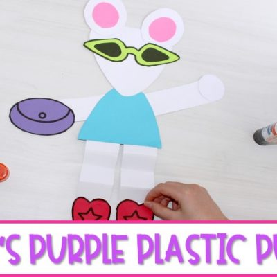 Lilly's Purple Plastic Purse Reading Lesson Plans FREEBIE