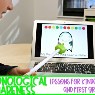 The Best Phonological Awareness Lessons for Your Primary Students