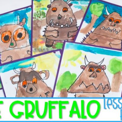 The Gruffalo Lesson Plans | Reading Comprehension for K-2