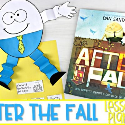 After the Fall: How Humpty Dumpty Got Back Up Again | K-2 Lesson Plans