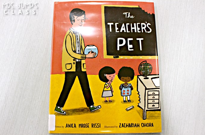25 Back to school read alouds to pick up and share with your primary students to calm their nerves and create a few laughs.