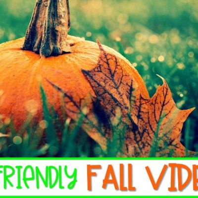 15 Fall Videos for Kids | Great for a Primary Classroom